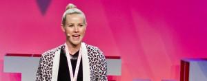 Lærke at TEDxCopenhagen